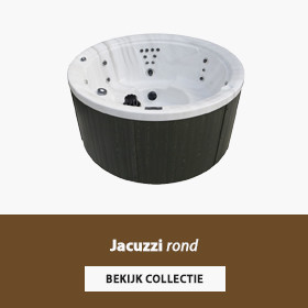 Jacuzzi rond banner