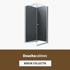 Douchecabine categorie banner