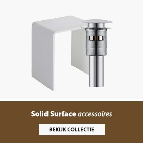 Solid Surface accessoires banner