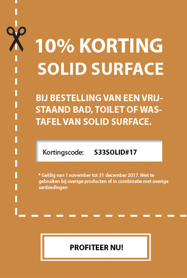 Korting Solid surface